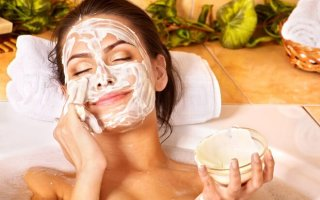 Пена для бритья и пищевая сода для лица: от акне и чёрных точек