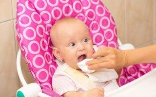 Как почистить грудничку язык пищевой содой от молочницы