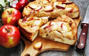 Пирог шарлотка с содой: рецепты и нюансы