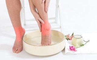 Освежающие и расслабляющие содовые ванночки для ног