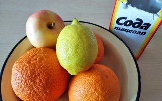 Зачем мыть фрукты и овощи пищевой содой: защита от нитратов, пестицидов и вирусов