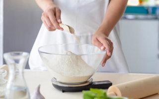 В тесте и выпечке много соды — как исправить