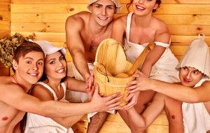 Применение соды в бане и сауне
