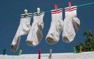 Как отбелить носки содой — лайфхаки опытных домохозяек