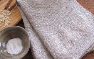 Как отстирать кухонные полотенца содой дома. Лайфхаки опытных хозяек