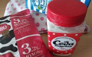 Методы определения соды в молоке: НЕТ фальсификату