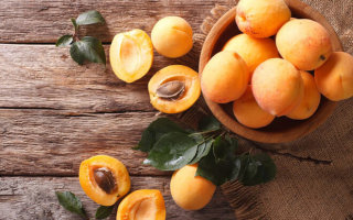 Зачем абрикосы моют и замачивают в пищевой соде