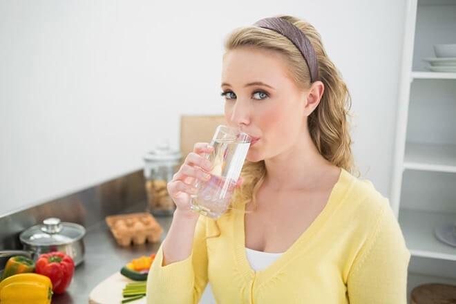 Ежедневная чистка организма с помощью содового напитка