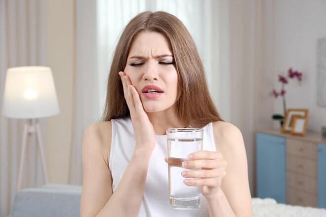 От зубной боли спасает полоскание пищевой содой