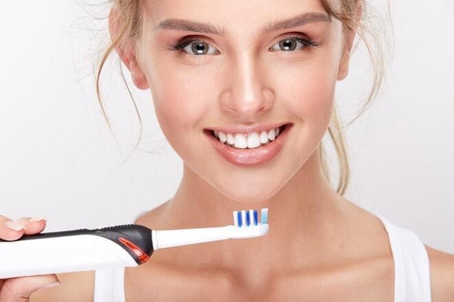 Белые зубки как результат применения пищевой соды