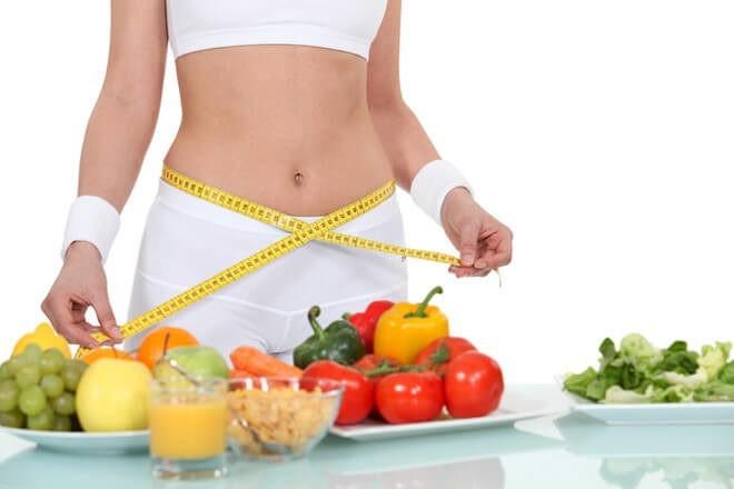 Способствующие снижению веса продукты питания