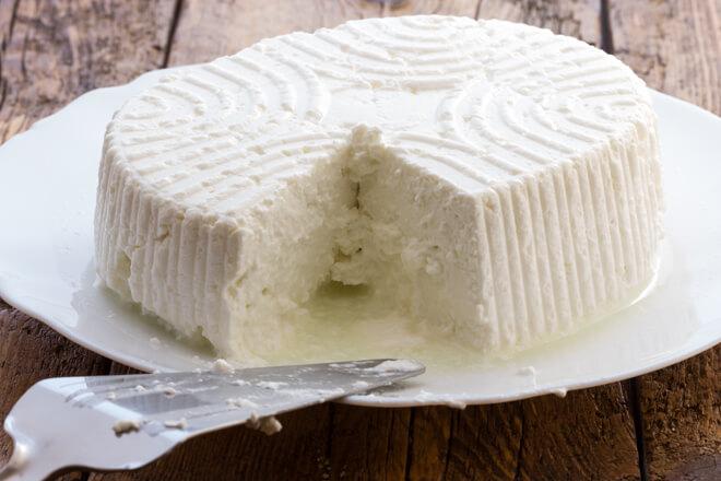 домашний сыр с содой