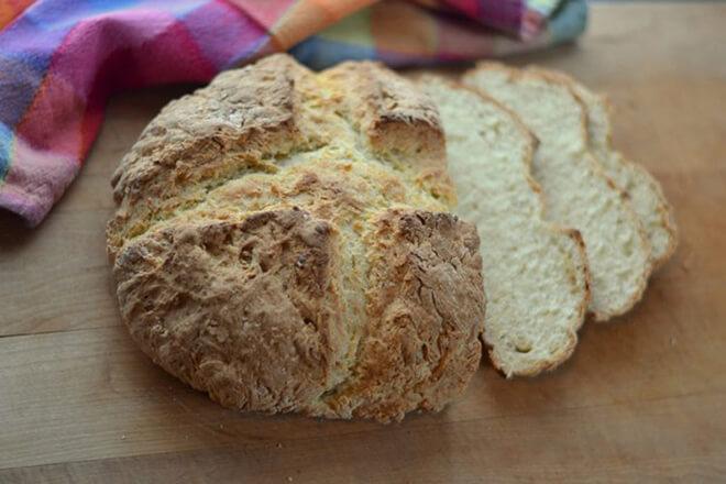 содовый ирландский хлеб