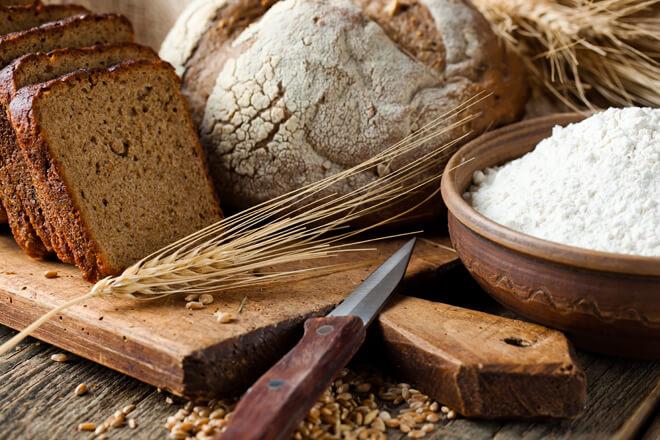 ингредиенты для содового хлеба